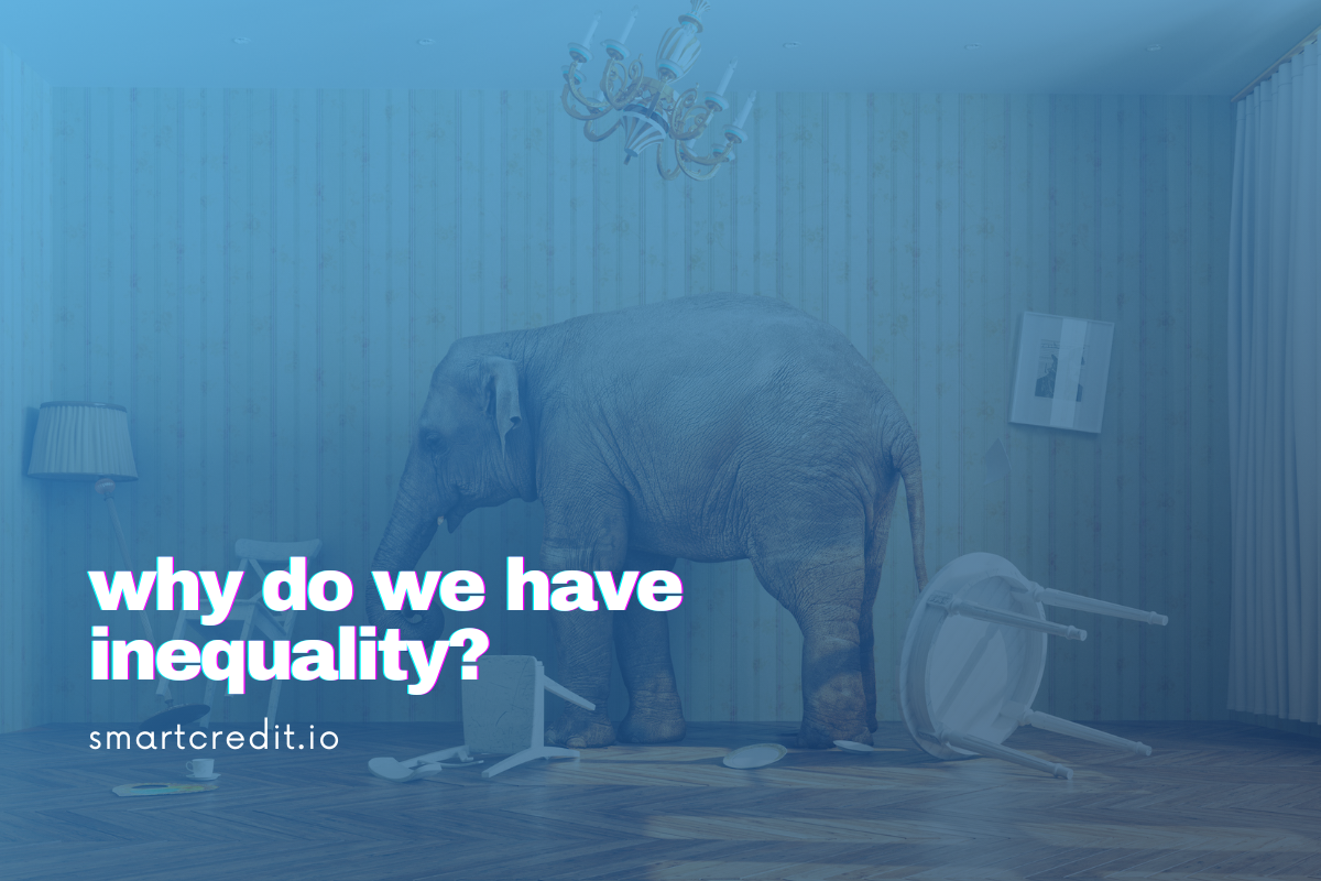 Why do we have inequality?