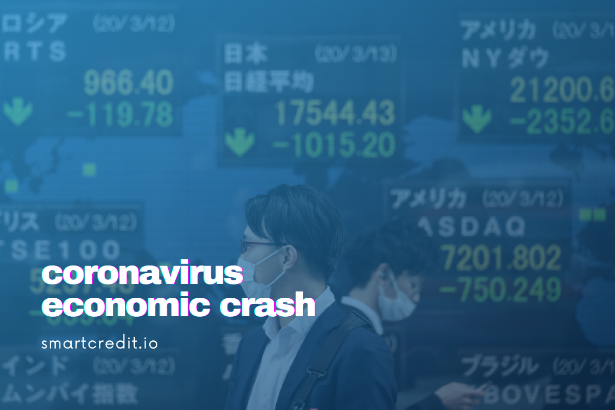 Coronavirus Economic Crash – What is the difference to 2008 Financial Crisis?