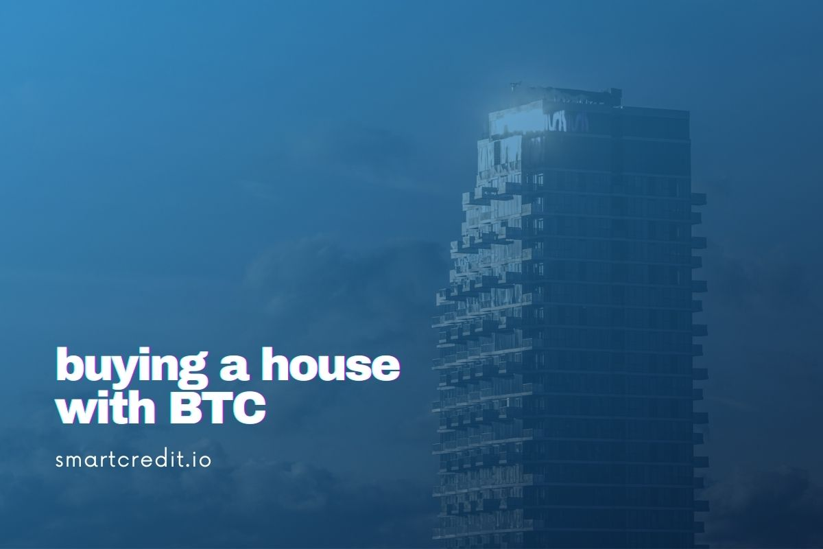 buying a house with bitcoin