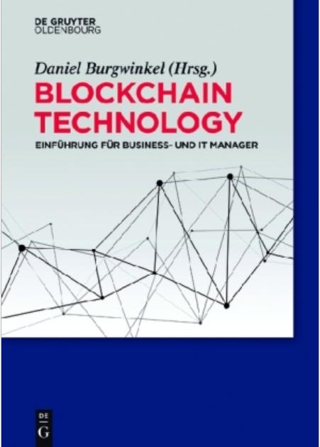 Blockchain book presentation