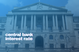central bank interest rate