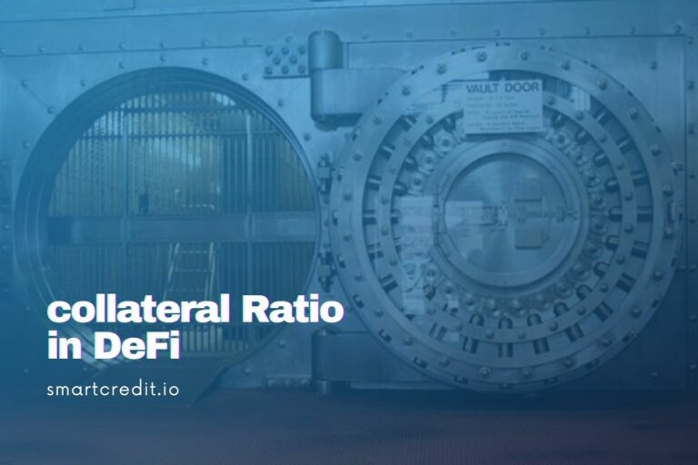 collateral ratio in defi
