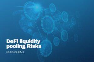 DeFi liquidity pooling