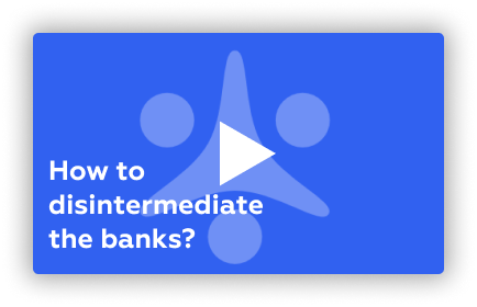 how to disintermediate the banks