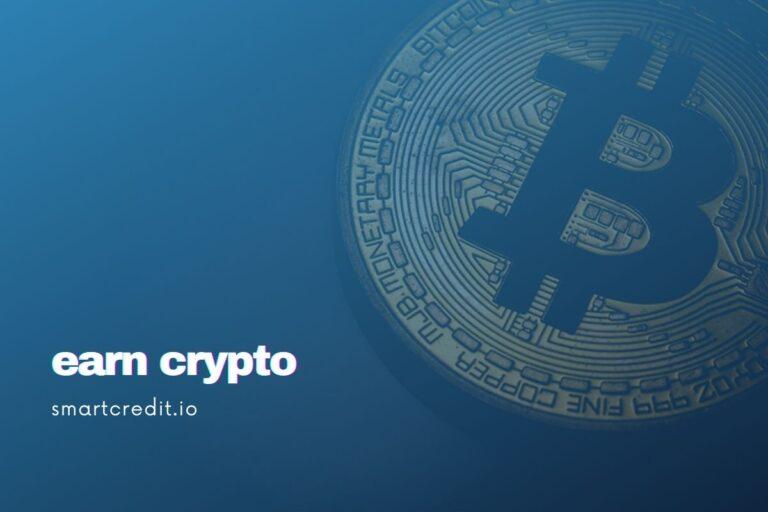 earn crypto