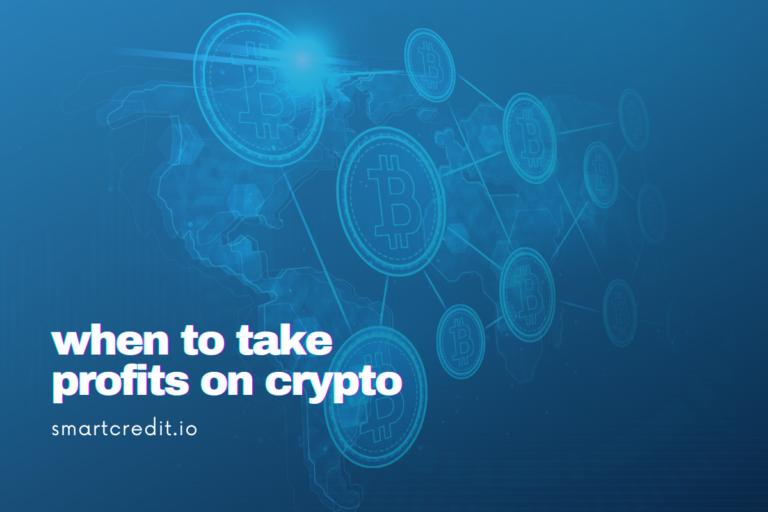 when to take profits on crypto