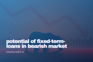 fixed-term crypto loans potential in bearish market