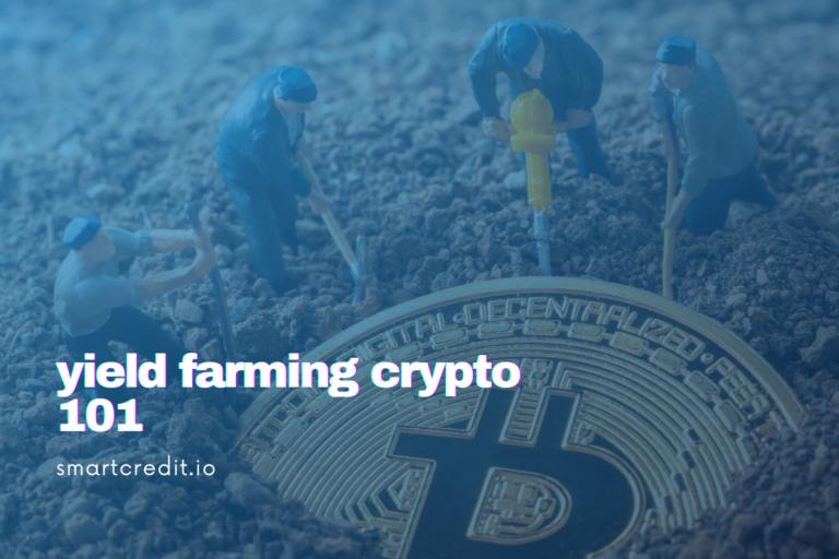 yield farming crypto